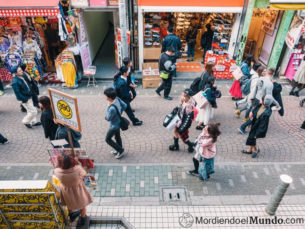 Takeshita dori Tokyo