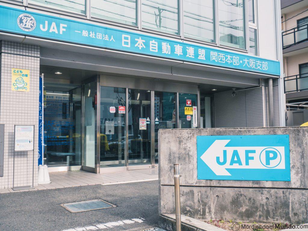 JAF Osaka