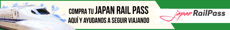 Comprar Japan Rail Pass online barato