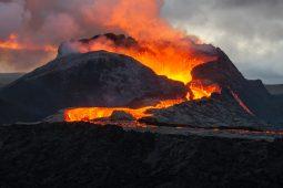 Excursión al Volcán Fagradalsfjall en Islandia